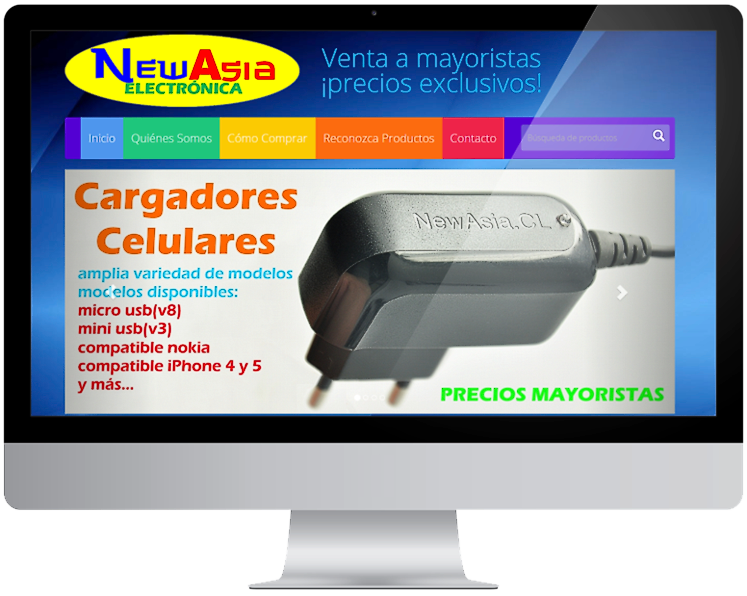 Electrónica NewAsia