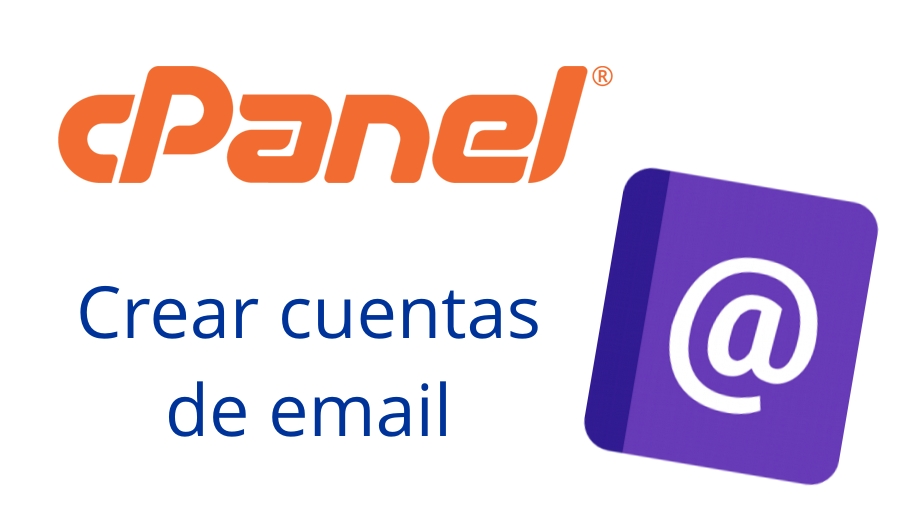 crear nuevos email